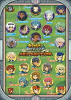 劇場公開アニメ イナズマイレブン 超次元ドリームマッチ メモリアル缶バッジBOX