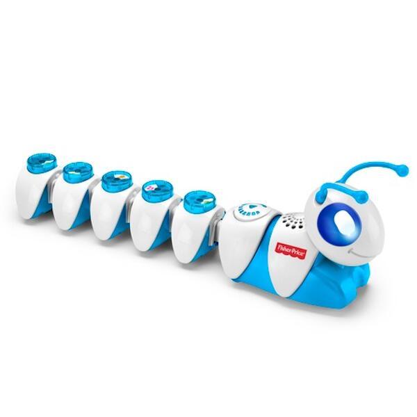フィッシャープライス プログラミングロボ コード・A・ピラー ツイスト 3才〜6才 赤ちゃん 幼児 子ども 幼児 おもちゃ プログラミング 教育 問題解決 創造力 知育玩具 知育 GFP25