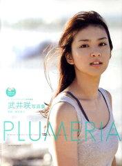 【送料無料】武井咲 写真集 Plumeria DVD付
