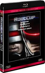 ロボコップ ブルーレイコレクション【Blu-ray】