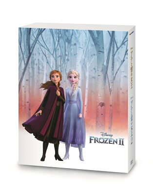 アナと雪の女王2 MovieNEX コンプリート・ケース付き(数量限定) [ イディナ・メンゼル ] 画像1