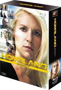 HOMELAND ホームランド シーズン7 ブルーレイBOX【Blu-ray】