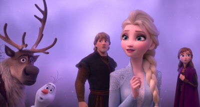 アナと雪の女王2(数量限定) [ イディナ・メンゼル ] 画像1