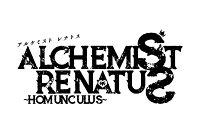 音楽朗読劇READING HIGH第6回公演『ALCHEMIST RENATUS〜HOMUNCULUS〜』【完全生産限定版】【Blu-ray】
