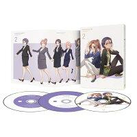 サクラクエスト Vol.2(初回生産限定版)【Blu-ray】