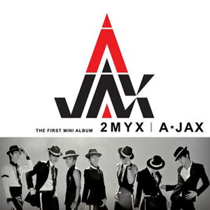 【輸入盤】 1st Mini Album: 2MYX [ A-JAX ]