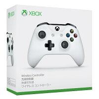 XboxOne ワイヤレスコントローラー (ホワイト)の画像