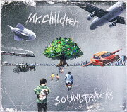 SOUNDTRACKS (初回限定盤B CD+Blu-ray)【LIMITED BOX】