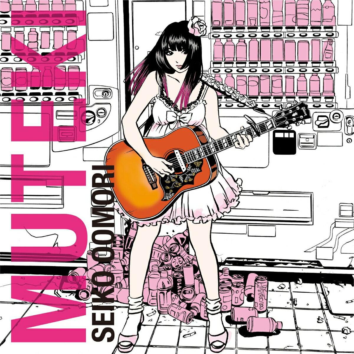 邦楽, ロック・ポップス MUTEKI (CDDVD)