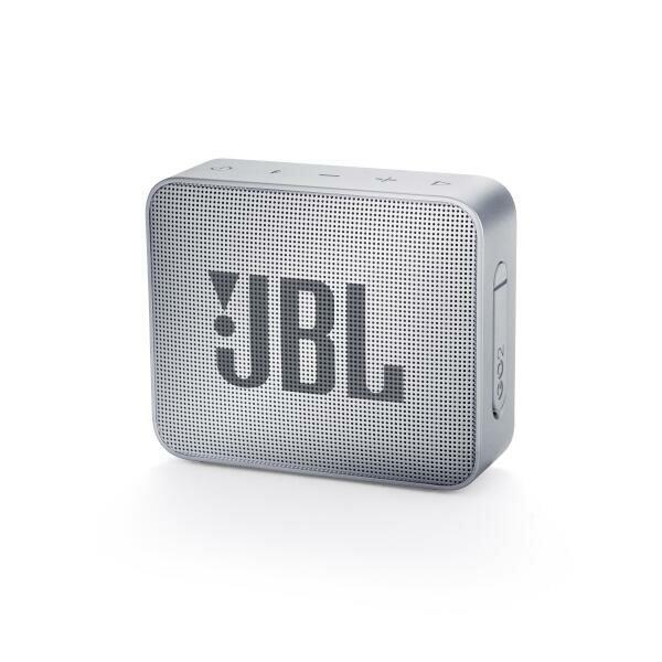JBL GO2 グレー JBLGO2GRY ポータブル Bluetoothスピーカー