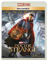 ドクター・ストレンジ MovieNEX ブルーレイ&DVDセット(期間限定仕様 アウターケース付き)
