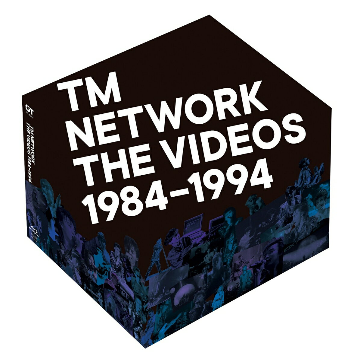 TM NETWORK THE VIDEOS 1984-1994【Blu-ray】