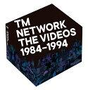 TM NETWORK THE VIDEOS 1984-1994【Blu-ray】 [ TM NETWORK ]