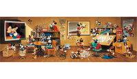 ディズニー ジグソーパズル 歴代ミッキーマウス大集合! 【456ピース】(18.5X55.5cm)