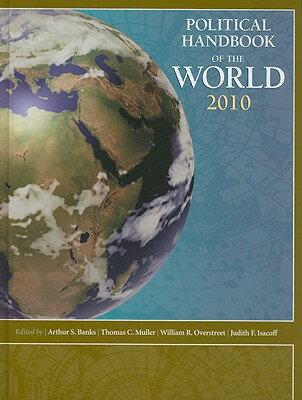 Political Handbook of the World POLITICAL HANDBK OF WORLD-10 (Political Handbook of the Wor...