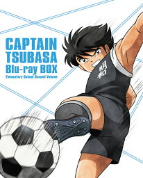キャプテン翼 Blu-ray BOX 〜小学生編 下巻〜<初回仕様版>(3枚組)