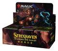 マジック:ザ・ギャザリング ストリクスヘイヴン:魔法学院 ドラフト・ブースター ドイツ語版 【36パック入りBOX】の画像