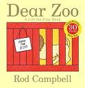DEAR ZOO:A LIFT-THE-FLAP BOOK(BB) [ ROD CAMPBELL ]
