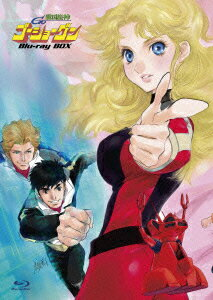 戦国魔神ゴーショーグン Blu-ray BOX【Blu-ray】画像