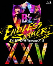 B'z LIVE-GYM Pleasure 2013 ENDLESS SUMMER -XXV BEST-