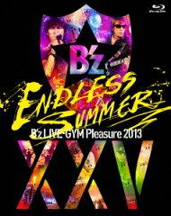 【送料無料】B'z LIVE-GYM Pleasure 2013 ENDLESS SUMMER -XXV BEST- 【完全盤】【Blu-ray】 [ ...