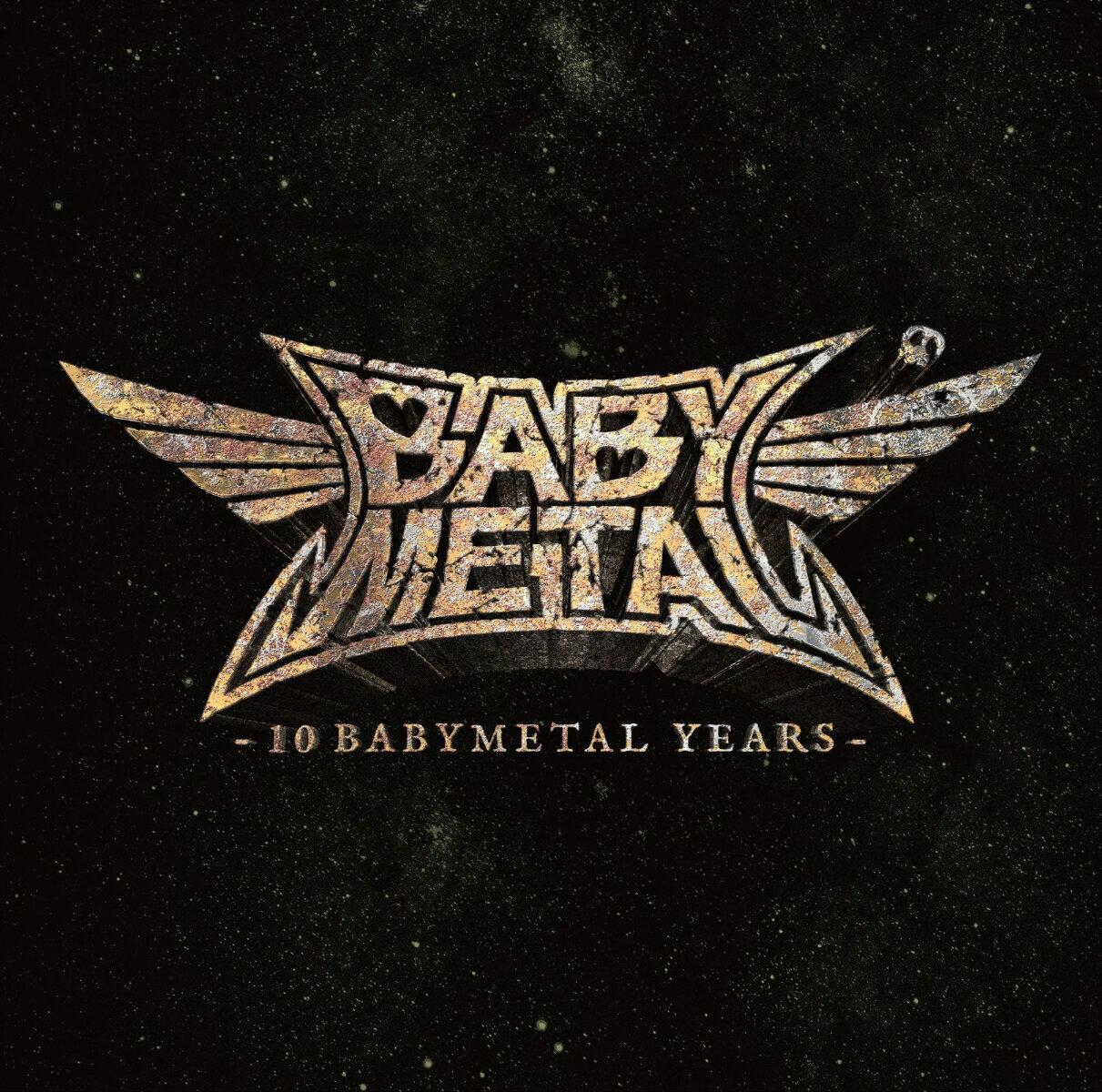 ロック・ポップス, その他 10 BABYMETAL YEARS (A CDBlu-ray) BABYMETAL
