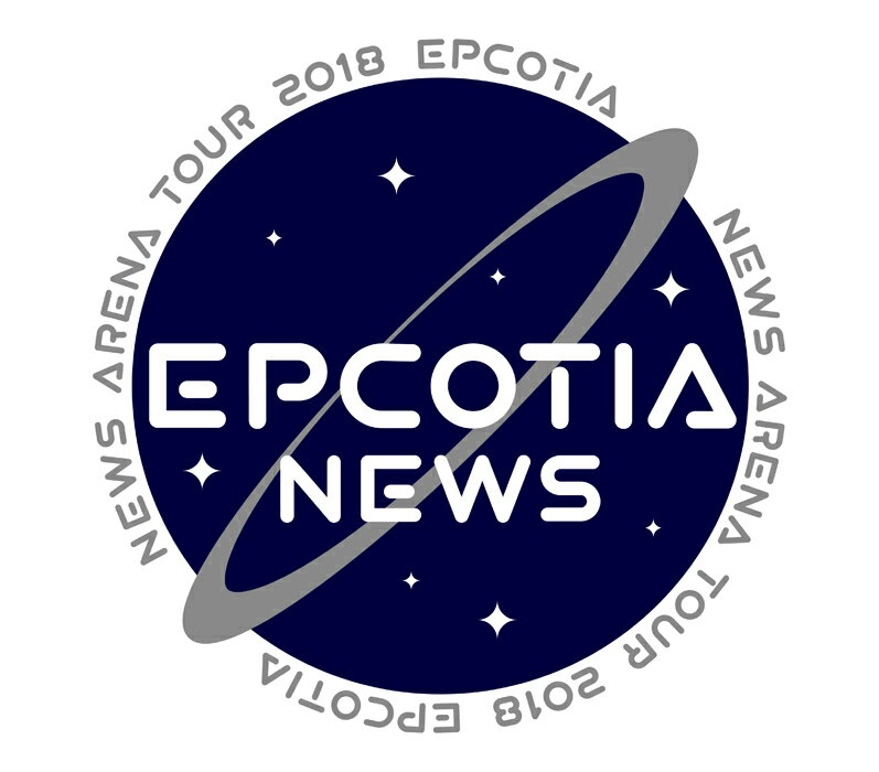 NEWS ARENA TOUR 2018 EPCOTIA(Blu-ray初回盤)【Blu-ray】