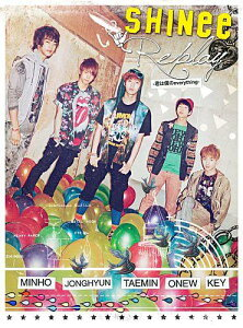 【送料無料】Replay -君は僕のeverything-【JAPAN DEBUT PREMIUM盤】CD+DVD+PHOTO BOOKLET+特典...