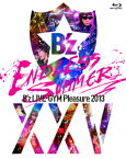 B'z LIVE-GYM Pleasure 2013 ENDLESS SUMMER -XXV BEST- 【通常盤】【Blu-ray】 [ B'z ]