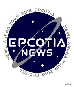 NEWS ARENA TOUR 2018 EPCOTIA(Blu-ray通常盤)【Blu-ray】 [ NEWS ]