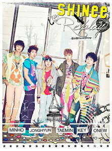 【送料無料】Replay -君は僕のeverything-(通常盤CD+DVD+PHOTO BOOKLET)