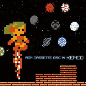 【楽天ブックスならいつでも送料無料】Rom Cassette Disc In KEMCO [ (ゲーム・ミュージック) ]