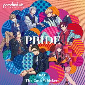 """【楽天ブックス限定先着特典】Paradox Live Stage Battle """"PRIDE"""" (ジャケットステッカー)"""