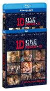 ワン・ダイレクション THIS IS US:ブルーレイ IN 3D+初回限定特典DVD(2枚組)【初回限定】【Blu-ray】