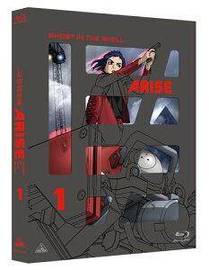 【送料無料】攻殻機動隊ARISE 1【Blu-ray】 [ 坂本真綾 ]