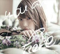 you are here (初回限定盤 CD+Blu-ray+PHOTOBOOK)
