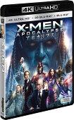 X-MEN:アポカリプス(4K ULTRA HD+3D+2Dブルーレイ/3枚組)【4K ULTRA HD】