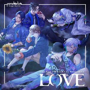 """【楽天ブックス限定先着特典】Paradox Live Stage Battle """"LOVE""""(ジャケットステッカー)"""
