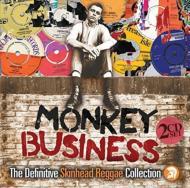 【輸入盤】Monkey Business: The Definitive Skinhead Reggae Collection画像