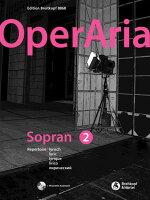 【輸入楽譜】オペラ・アリア集 - ソプラノ編 第2巻/Ling & Sandel編