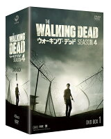 ウォーキング・デッド4 DVD BOX-1
