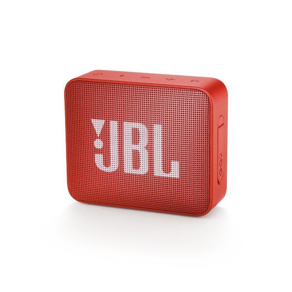 JBL GO2 オレンジ JBLGO2ORG ポータブル Bluetoothスピーカー