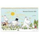 ムーミンリング壁掛けカレンダー (学研カレンダー2021)