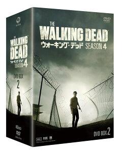 【楽天ブックスならいつでも送料無料】ウォーキング・デッド4 DVD BOX-2 [ アンドリュー・リン...