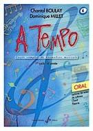 【輸入楽譜】BOULAY, Chantal & MILLET, Dominique: A Tempo - 第4巻: Serie Oral