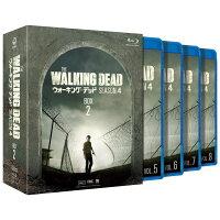 ウォーキング・デッド4 Blu-ray BOX-2【Blu-ray】