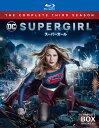 SUPERGIRL/スーパーガール <サード・シーズン>ブルーレイ コンプリート・ボ ックス(4枚組)【Blu-ray】 [ メリッサ・ブノワ ]
