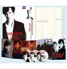 【楽天ブックスならいつでも送料無料】SHERLOCK/シャーロック コンプリート DVD BOX [ ベネディ...
