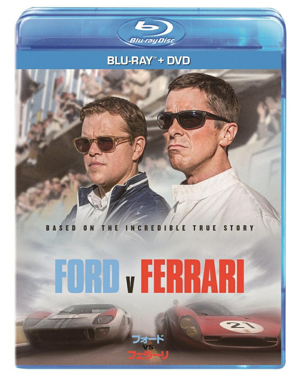 フォードvsフェラーリ ブルーレイ+DVDセット【Blu-ray】
