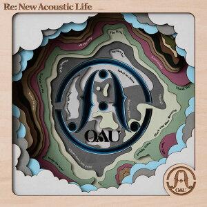 Re:New Acoustic Life (初回限定盤 CD+DVD) [ OAU ]